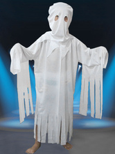 Anime Costumes AF-S2-654047 Halloween Ghost Costume White Zombie Mummy Costume For Kids