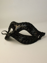 Anime Costumes AF-S2-653865 Black Mask Costume Women's Masquerade Eye Mask Mardi Gras Halloween Costume Accessories
