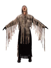 Anime Costumes AF-S2-654051 Halloween Vampire Costume Men's Gown Mummy Costume