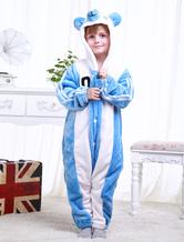 Anime Costumes AF-S2-654629 Kigurumi Pajamas World Cup Argentina Onesie Blue Football Theme Sleepwear Costume For Kids