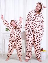 Anime Costumes AF-S2-654595 Kigurumi Pajamas Dalmatian Onesie Snuggie For Adult Animal Sleepwear