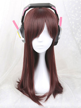 Anime Costumes AF-S2-654987 D.VA Overwatch OW Hana Song Cosplay Earphone Cosplay Props
