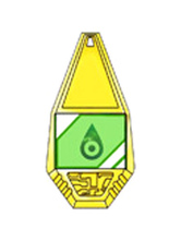 Anime Costumes AF-S2-655051 Digital Monster Digimon Badge Cosplay Props Pureness