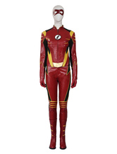 Anime Costumes AF-S2-655013 The Flash Season ? Jesse Quick Cosplay Costume