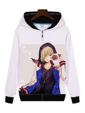 Anime Costumes AF-S2-655039 YURI!!! On ICE Yuri Plisetsky Cosplay Hoodie