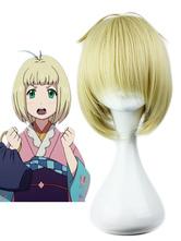Anime Costumes AF-S2-656277 Ao No Exorcist Oriyama Shiemi Wig