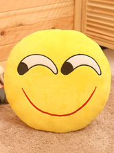 Anime Costumes AF-S2-658329 Smiley Emoticon Pillow Cushion Yellow Plush Pillow