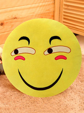 Anime Costumes AF-S2-658315 Smiley Emoticon Pillow Cushion Yellow Plush Pillow