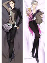 yuri on ice victor nikiforov yuri katsuki anime pillowcase