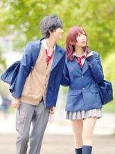 Anime Costumes AF-S2-659189 Blue Spring Ride Futaba Yoshioka Cosplay Costume School Uniform