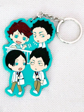 Anime Costumes AF-S2-659795 Haikyuu!! Anime Key Chain