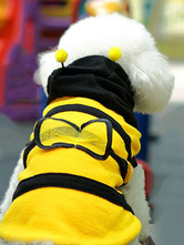 Anime Costumes AF-S2-659835 Pet Halloween Costume Dog Halloween Yellow Bee Costume