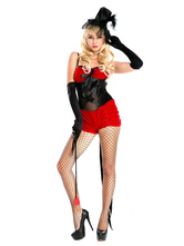 Anime Costumes AF-S2-660219 Carnival Circus Ringmaster Costume Sexy Lion Tamer Costume For Women