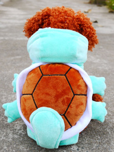 Anime Costumes AF-S2-659943 Green Turtle Jumpsuit Pet Costume
