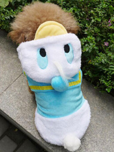 Anime Costumes AF-S2-659947 Hooded Plush Donald Duck Dog Costume