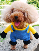 Anime Costumes AF-S2-659949 Minions Dog Costume Halloween Pet Costume
