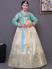 Anime Costumes AF-S2-660405 Halloween Korean Costume Traditional Fancy Dress Women's Dress Outfit