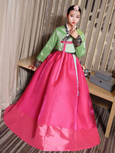 Anime Costumes AF-S2-660409 Halloween Korean Costume Women's Ball Gown Dress Outfit Traditional Fancy Dress