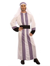 Anime Costumes AF-S2-661305 Arabian Night Costume Halloween Men's Gown Outfit Asian Costume