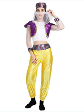 Anime Costumes AF-S2-661335 Halloween Arabian Costume Women's Outfit Asian Costume