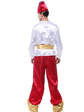 Anime Costumes AF-S2-661329 Halloween Arabian Costume Men's Outfit Set Asian Costume