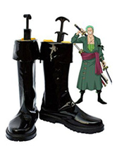 Anime Costumes AF-S2-661741 One Piece Roronoa Zoro Cosplay Shoes