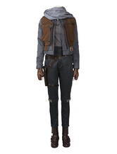 Anime Costumes AF-S2-661715 Rogue One: A Star Wars Story Baze Malbus Halloween Cosplay Costume