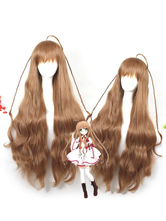 Anime Costumes AF-S2-661757 Rewrite Kanbe Kotori Cosplay Wig