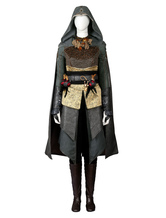 Anime Costumes AF-S2-661727 Inspired By Assassin's Creed Film Sofia Marion Cotillard Cosplay Costume