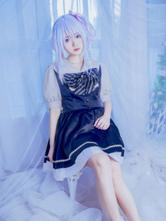 Anime Costumes AF-S2-661761 Hand Shakers Akutagawa Koyori Cosplay Wig