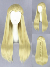 Anime Costumes AF-S2-661753 The Hobbit Thranduil Cosplay Blonde Wig