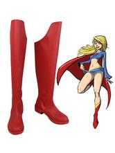 Anime Costumes AF-S2-661733 Supergirl Kara Danvers Cosplay Shoes