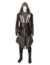 Anime Costumes AF-S2-661731 Inspired By Assassin's Creed Film Cal Lynch Aguilar Michael Fassbender Cosplay Costume