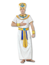 Anime Costumes AF-S2-662063 Halloween Couple Costume Egyptian Pharaoh Queen Fancy Dress Outfit