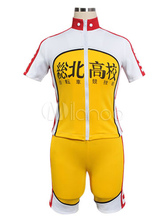 Anime Costumes AF-S2-662487 Yowamushi Pedal Sohoku High School Cosplay Costume Onoda Sakamichi Cosplay