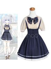 Anime Costumes AF-S2-662475 Handshakers Akutagawa Koyori Cosplay Costume