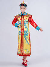 Anime Costumes AF-S2-664443 Women's Chinese Costume Halloween Ancient Princess Fancy Dress With Hat