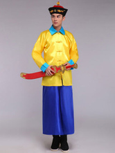 Anime Costumes AF-S2-664449 Men's Chinese Costume Halloween Ancient Guard Outfit