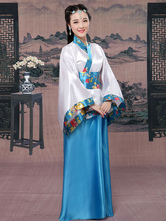 Anime Costumes AF-S2-664677 Halloween Chinese Costume Women's Hanfu Tang Dynasty Fancy Dress