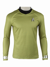 Anime Costumes AF-S2-664863 Star Trek Into Darkness James T Kirk Cosplay Costume T Shirt