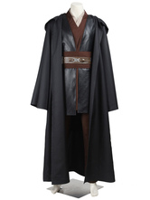 Anime Costumes AF-S2-664899 Star Wars Jedi Knight Anakin Skywalker Halloween Cosplay Costume