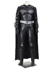 Anime Costumes AF-S2-664893 Batman The Dark Knight Rises Batman Bruce Wayne Halloween Cosplay Costume