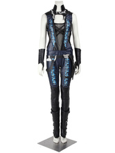 Anime Costumes AF-S2-664889 Guardians Of The Galax Gamora Halloween Cosplay Costume