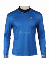 Anime Costumes AF-S2-664857 Star Trek Into Darkness McCoy Cosplay Costume T Shirt
