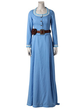 Anime Costumes AF-S2-664797 Westworld Dolores Abernathy Halloween Cosplay Costume