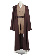 Anime Costumes AF-S2-664903 Star Wars Jedi Knight Mace Windu Halloween Cosplay Costume