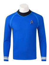 Anime Costumes AF-S2-666523 Star Trek Cosplay T Shirt