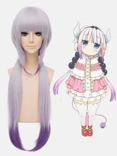 Anime Costumes AF-S2-670087 Miss Kobayashi's Dragon Maid Kanna Kamui Cosplay Wig
