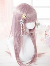 Sweet Lolita Hairpins Beaded Starlets Fringes Lolita Hair Accessories