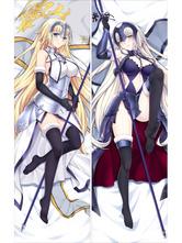 Fate Grand Order Jeanne D'Arc Anime Girl Sexy Velvet Pillowcase